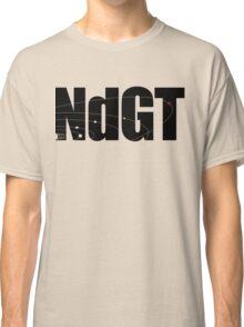 Neil deGrasse Tyson's Planet Super Punch-Out Classic T-Shirt