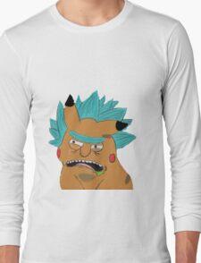 RICKACHU Long Sleeve T-Shirt