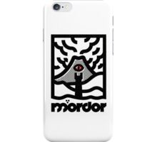 Mordor iPhone Case/Skin