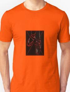 Red Room Ruby Shoes  T-Shirt