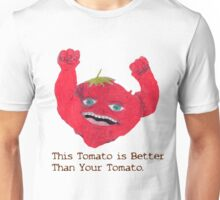 Tomato Overlord. Unisex T-Shirt