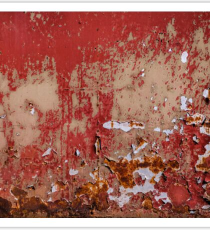 Red Decay Sticker