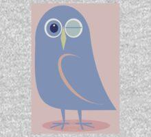 WINKING BLINKING OWL Kids Tee