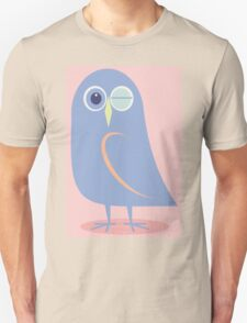 WINKING BLINKING OWL Unisex T-Shirt