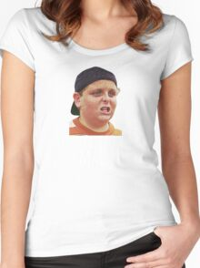 Killing Me Smalls Women's Fitted Scoop T-Shirt