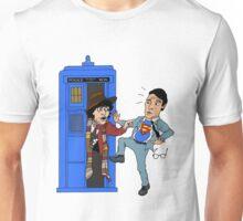 SuperWho? Unisex T-Shirt