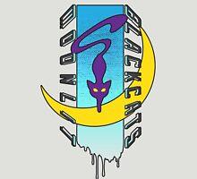 Moonlit Black Cats Unisex T-Shirt