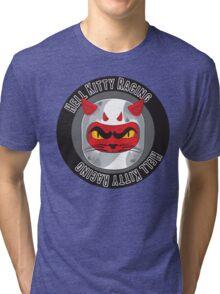 HKR - black Tri-blend T-Shirt