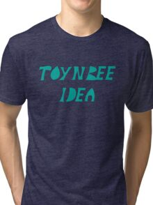 Toynbee Idea In Movie 2001 Resurrect Dead on Planet Jupiter Tri-blend T-Shirt