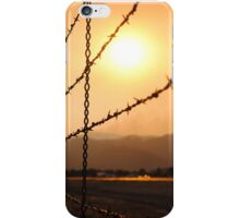 NM Barbed Wire iPhone Case/Skin