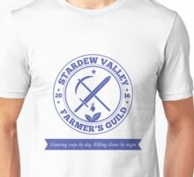 Stardew Valley Farmer's Guild Redux Unisex T-Shirt