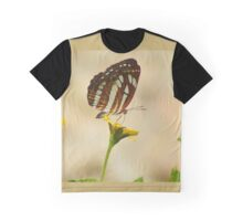 Common Sailor Butterfly, India. Graphic T-Shirt