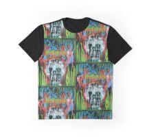 Siko Skull Graphic T-Shirt