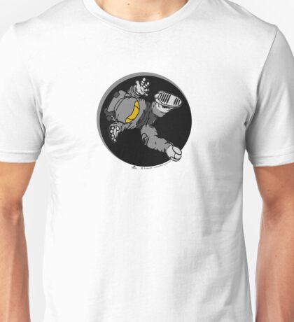 Anomaly & Astronaut - Falling (OUTside) Unisex T-Shirt