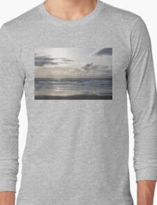 Silver Scene Long Sleeve T-Shirt