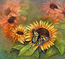 Sunflowers by Sherry Cummings