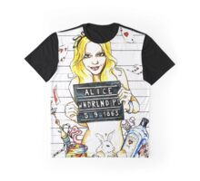 Alice in PD 5-9-1863 Graphic T-Shirt