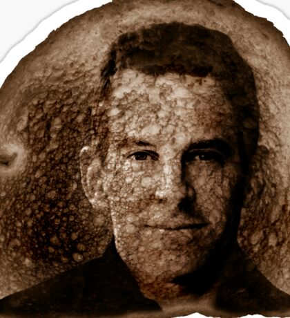 Sam Harris Miracle Toast Sticker
