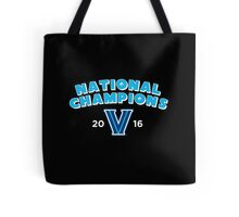 Villanova Wildcats National Champions Tote Bag