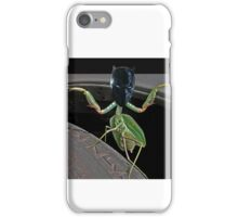 BLACK PANTHER IN THE HOUSE iPhone Case/Skin