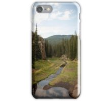 Jemez Mountains, NM iPhone Case/Skin