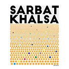Sarbat Khalsa: Grand Gathering of Sikhs by Vishavjit Singh