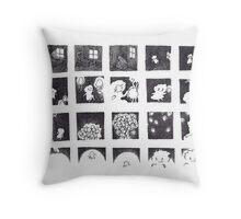 Jelly Throw Pillow
