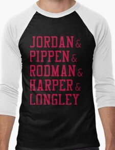 Obviously the Best Starting Lineup Men's Baseball ¾ T-Shirt