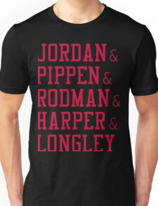 Obviously the Best Starting Lineup Unisex T-Shirt