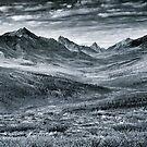 North Klondike River Valley  by Priska Wettstein