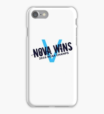 Nova Wins! iPhone Case/Skin