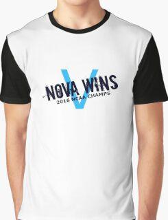 Nova Wins! Graphic T-Shirt