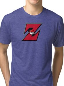 Pocket Ball Z Tri-blend T-Shirt