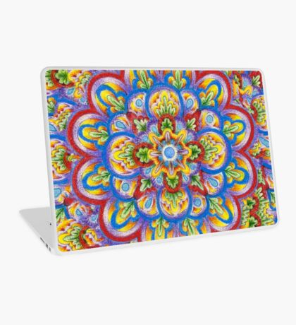 Courage Mandala Laptop Skin
