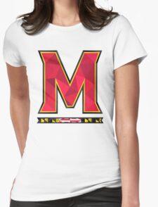 University of Maryland Geometric Logo T-Shirt