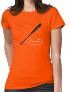 Lucille Womens Fitted T-Shirt