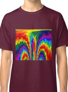 A Fire in a Rainbow Classic T-Shirt