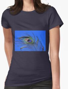 Perfect Feather Womens Fitted T-Shirt