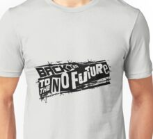 Back to the No future Unisex T-Shirt