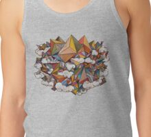 Paper Mountain Tank Top