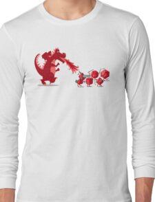 Rolling into Battle Long Sleeve T-Shirt