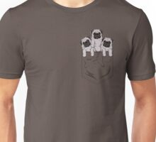 Pocket Pug Unisex T-Shirt