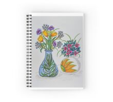 Flowers/10 - Tulips and More Spiral Notebook
