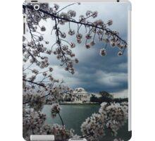Jefferson Memorial  iPad Case/Skin