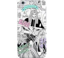 Sunny Toriko Manga Collage Phone Case iPhone Case/Skin