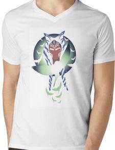 Symbolic Appearance Mens V-Neck T-Shirt