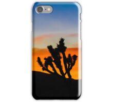 Desert Sunset iPhone Case/Skin