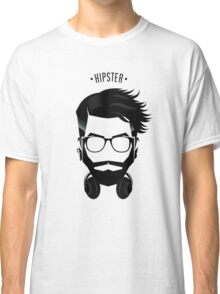 Hipster Style Classic T-Shirt