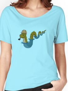 Sherloch Ness Monster Women's Relaxed Fit T-Shirt