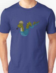 Sherloch Ness Monster T-Shirt